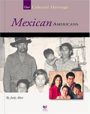 Cover of: Mexican Americans