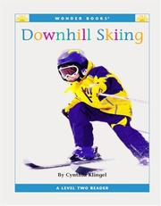 Cover of: Downhill Skiing