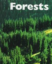 Cover of: Forests | Joshua Rutten