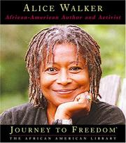 Alice Walker by Lucia Raatma