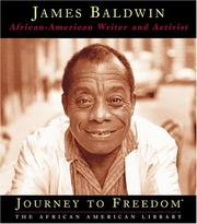 Cover of: James Baldwin : African-American writer and activist