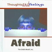 Cover of: Afraid