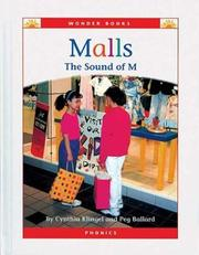 Cover of: Malls