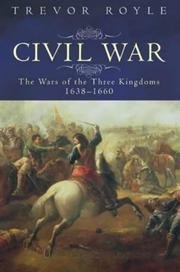 Cover of: Civil War: the wars of the three kingdoms, 1638-1660