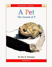 Cover of: A Pet