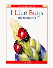 Cover of: I Like Bugs