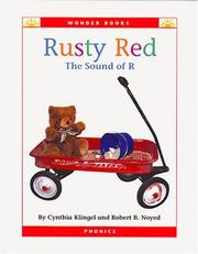 Cover of: Rusty red