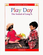 Cover of: Play day