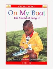 Cover of: On my boat | Robert B. Noyed