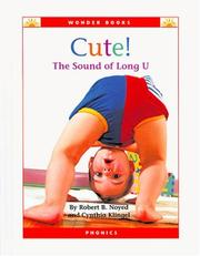 Cover of: Cute!