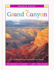 Cover of: The Grand Canyon