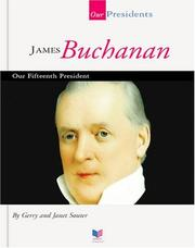 Cover of: James Buchanan | Gerry Souter