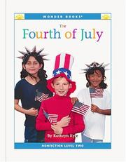 Cover of: The Fourth of July