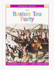 Cover of: The Boston Tea Party | Cynthia Fitterer Klingel