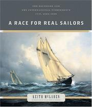 Cover of: A Race for Real Sailors | R. Keith McLaren