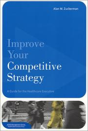 Cover of: Improve Your Competitive Strategy