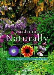 Cover of: Gardening naturally