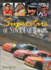 Cover of: Superstars Of Stock Car Racing