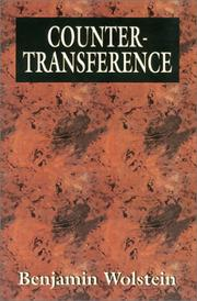 Cover of: Counter-transference
