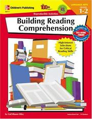 Cover of: The 100+ Series Building Reading Comprehension, Grade 1-2