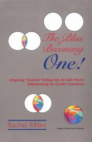 Cover of: The bliss of becoming one!