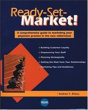 Cover of: Ready-set-market! | Andrea T. Eliscu