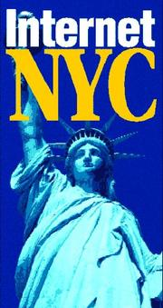 Cover of: Internet New York. |
