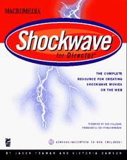 Cover of: Macromedia Shockwave for Director