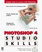 Cover of: Photoshop studio skills