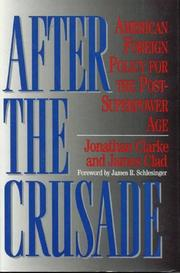 Cover of: After the crusade