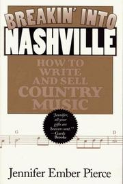 Cover of: Breakin' into Nashville