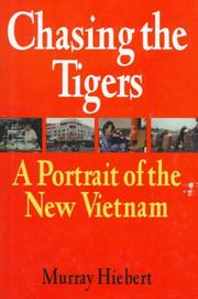 Cover of: Chasing the tigers