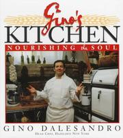 Cover of: Gino's kitchen