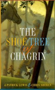 Cover of: The shoe tree of Chagrin