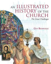 Cover of: Illustrated History of the Church: The Great Challenges
