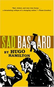 Cover of: Sad bastard
