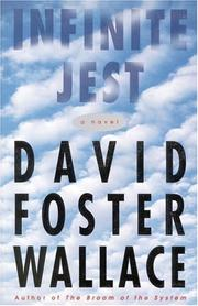 Cover of: Infinite jest | David Foster Wallace