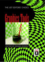 Cover of: Graphics Tools