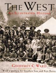 Cover of: The West: An Illustrated History