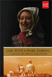Cover of: Girl with a pearl earring | Tracy Chevalier