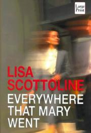 Cover of: Everywhere that Mary went