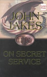 Cover of: On Secret Service