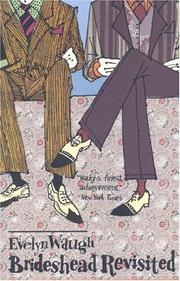 Cover of: Brideshead revisited | Evelyn Waugh