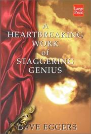 Cover of: A heartbreaking work of staggering genius
