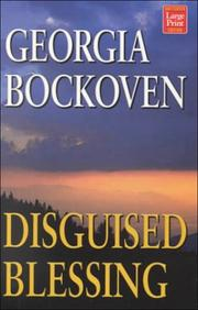 Cover of: Disguised blessing | Georgia Bockoven