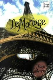 Cover of: Le mariage