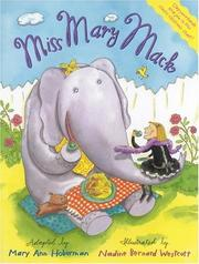 Cover of: Miss Mary Mack | Mary Ann Hoberman