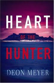 Cover of: Heart of the hunter: a novel
