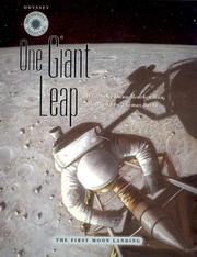 Cover of: One Giant Leap: The First Moon Landing (Smithsonian Odyssey)