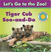 Cover of: Tiger cub see-and-do